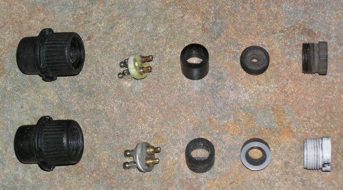 Re-Produktion eines Steckers