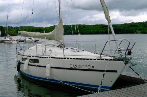 Cassiopeia Heimathafen